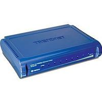 TRENDnet TE100-S8 8 Port Unmanaged Desktop Wired Network LAN Switch 100Mbps UK