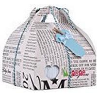 Minene 3 Piece Baby Unisex/Grey Petit Gift Set 0-3m Body Suit Trousers Socks Cute Heart Pin (Blue)