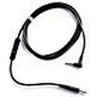 Bose 737667-0010 QuietComfort 25 Cable with Inline Mic and Remote for Headphone - Black