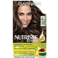 Garnier Nutrisse 4 1/2 Medium Dark Brown Permanent Hair Dye