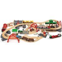 BRIO World Large Curved Tracks 33342