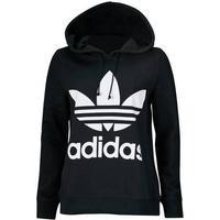 Adidas Trefoil Hoodie Women - Black