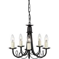 Elstead Lighting Minster 5l Chandelier