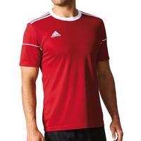 Adidas Squadra 17 Jersey Men - Power Red/White
