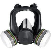 Medium Large 6800 EN safety certified 3M Reusable Full Face Mask Small