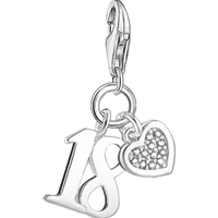 Thomas Sabo Lucky Number 18 Charm