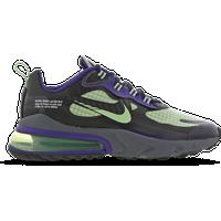 nike air max purple green