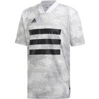 Adidas Tan Graphic Jersey Men - White • See Price