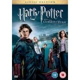 Harry potter dvd Movies Harry Potter And The Goblet Of Fire (2 Disc Edition) [DVD] [2005]