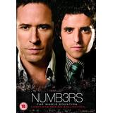 Movies on sale Numb3rs - Seasons 1-6 Complete [DVD]