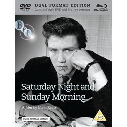 Saturday Night and Sunday Morning (DVD +Blu-ray)