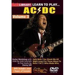 Learn To Play AC DC Volume 3