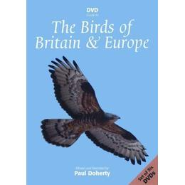 DVD Guide to The Birds of Britain & Europe