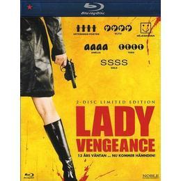 Lady Vengeance (Blu-Ray)