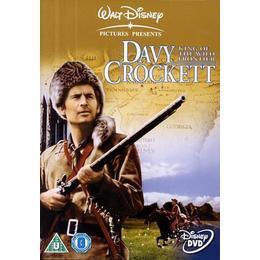 Davy Crockett - King of the wild frontier (DVD)