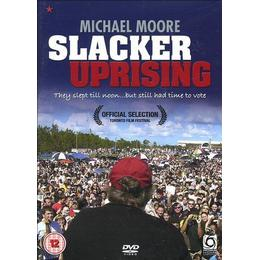 Slacker Uprising (DVD)