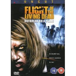 Flight of the living dead - Uncut (DVD)