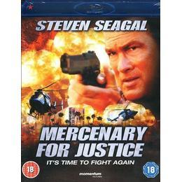 Mercenary for justice (Blu-ray)