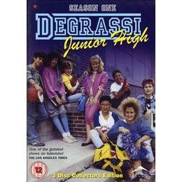 Degrassi junior high - Season 1 (3-disc)