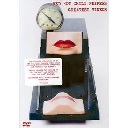 Red Hot Chili Peppers - Greatest videos (DVD)