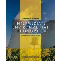 Intermediate Environmental Economics (Häftad, 2011), Häftad, Häftad