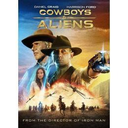Cowboys & aliens (DVD 2012)
