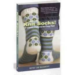 Knit Socks: 17 Classic Patterns for Cozy Feet
