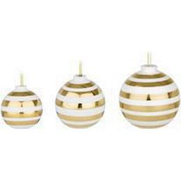 Kähler Omaggio Christmas tree ornament Christmas decorations