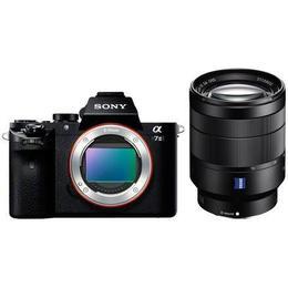 Sony Alpha 7 II + FE 24-70mm F4 ZA OSS
