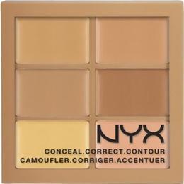 NYX Conceal Correct Contour Palette Medium