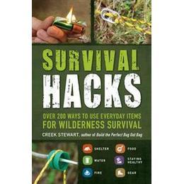 Survival Hacks (Inbunden, 2016), Inbunden