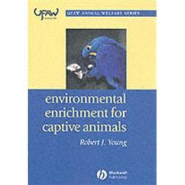 Environmental Enrichment for Captive Animals (Häftad, 2003), Häftad