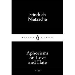 Aphorisms on Love and Hate (Häftad, 2015), Häftad