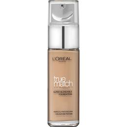 L'Oreal Paris True Match Liquid Foundation 3W Golden Beige
