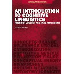 An Introduction to Cognitive Linguistics (Häftad, 2006), Häftad