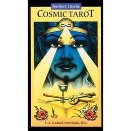 Cosmic Tarot Deck (Övrigt format, 1986), Övrigt format
