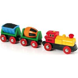 Brio Battery Operated Action Train 33319