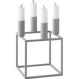 by Lassen Kubus 4 Advent candle holder Candlestick