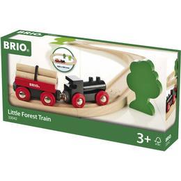 Brio Little Forest Train Set 33042