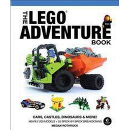 The LEGO Adventure Book: Cars, Castles, Dinosaurs and More!