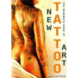 Mammoth Book of New Tattoo Art (Häftad, 2014), Häftad