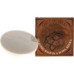 Geo F Trumper Coconut Oil Shaving Soap Refill 8g