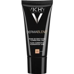 Vichy Dermablend Corrective Fluid Foundation #35 Sand