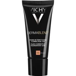 Vichy Dermablend Corrective Fluid Foundation #55 Bronze