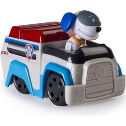 Spin Master Paw Patrol Racers Robodog's Vehicle