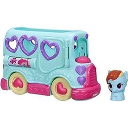 Hasbro Playskool Friends My Little Pony Rainbow Dash Friendship Bus