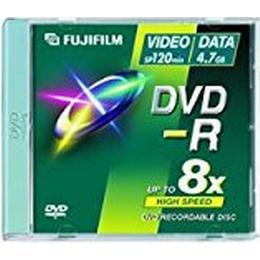 Fujifilm DVD-R 4.7GB 16x Jewelcase 10-Pack