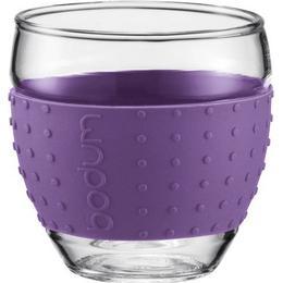 Bodum Pavina Drinking Glass 10 cl 2 pcs