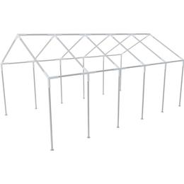 vidaXL Steel Frame For Party Tent 5x10m 40267