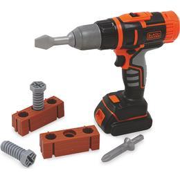 Smoby Black & Decker Mechanical Drill